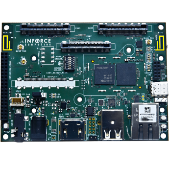Inforce - IFC6560-02-P1 - Inforce6560SBC (Only Board)
