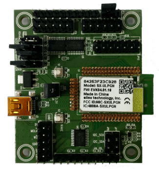 Intelligent IOT - Wi-Fi Modules (incl  Microcontoller) | Atlantik