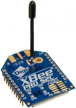 XBee-PRO S2C 802.15.4, 2.4GHz, TH (Wire Ant)